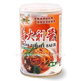 《《自然緣素》素義大利醬》 ::素易購(素食購物網) MALL.SUIIS::